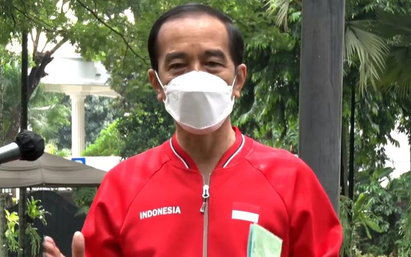Jokowi Targetkan Vaksinasi Masyarakat Umum Mulai Februari 2021