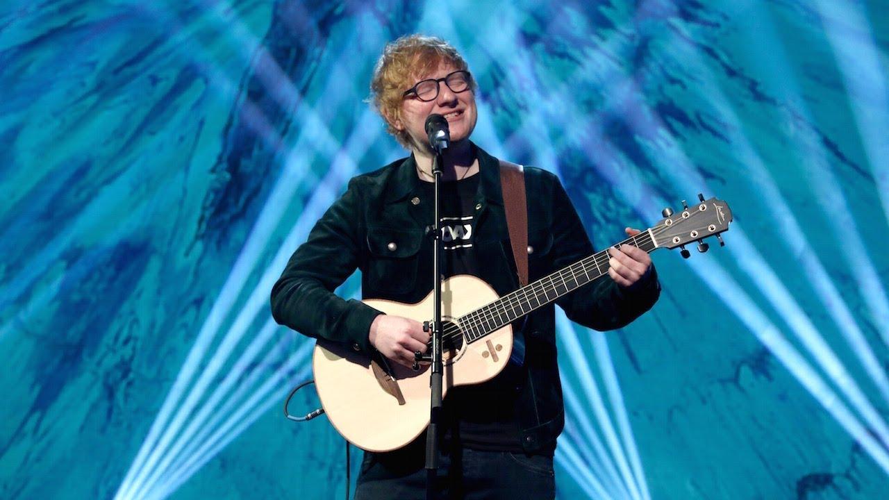 Musisi Ed Sheeran Masuk Daftar 50 Pembayar Pajak Tertinggi