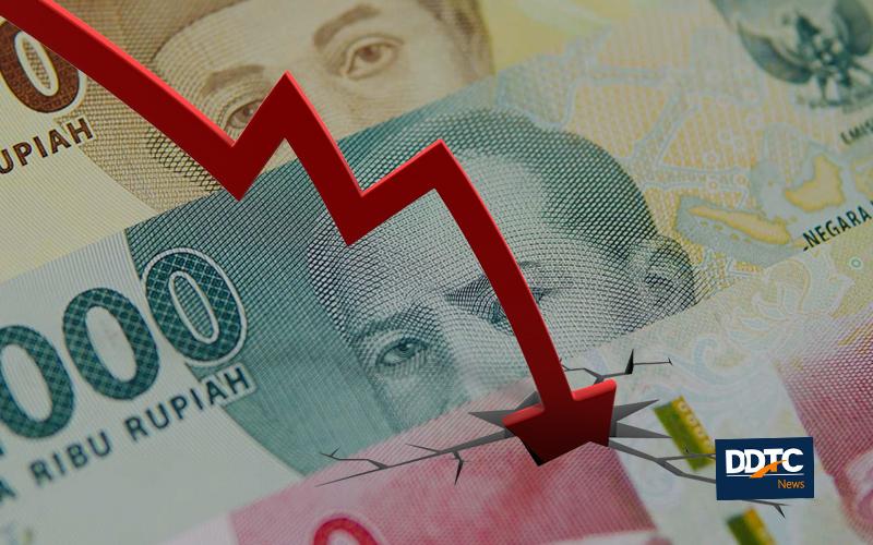 Rupiah Kembali Melemah Terhadap Dolar AS