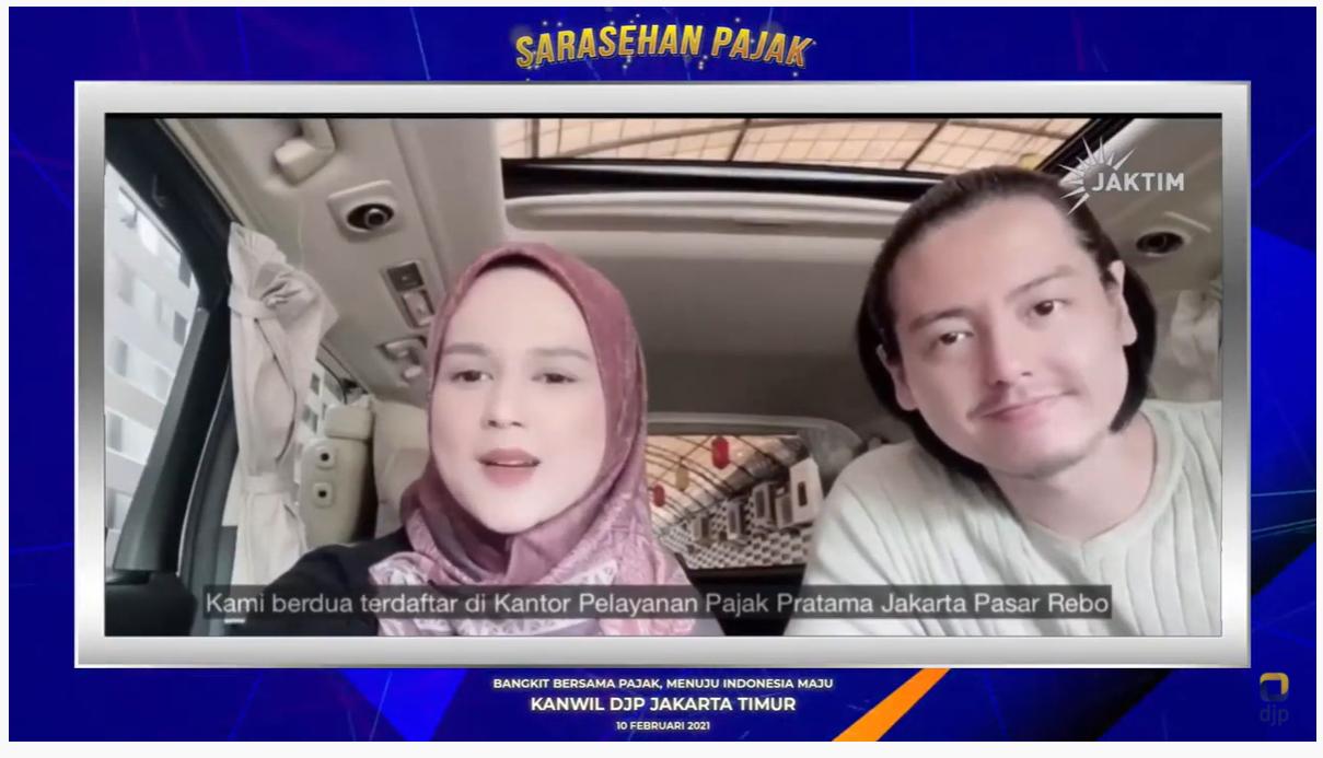 Roger Danuarta, Afgan, Kartika Putri Ngomong Soal Pajak, Apa Katanya?