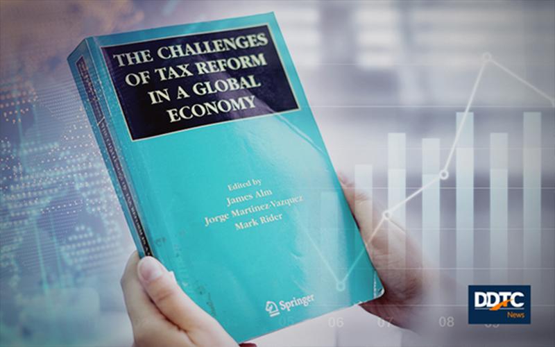 Mengurai Tantangan Reformasi Pajak dalam Pusaran Ekonomi Global