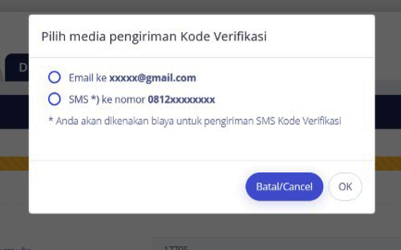 Kode Verifikasi Dianggap 'Spam', DJP Dorong Wajib Pajak Pakai Ini