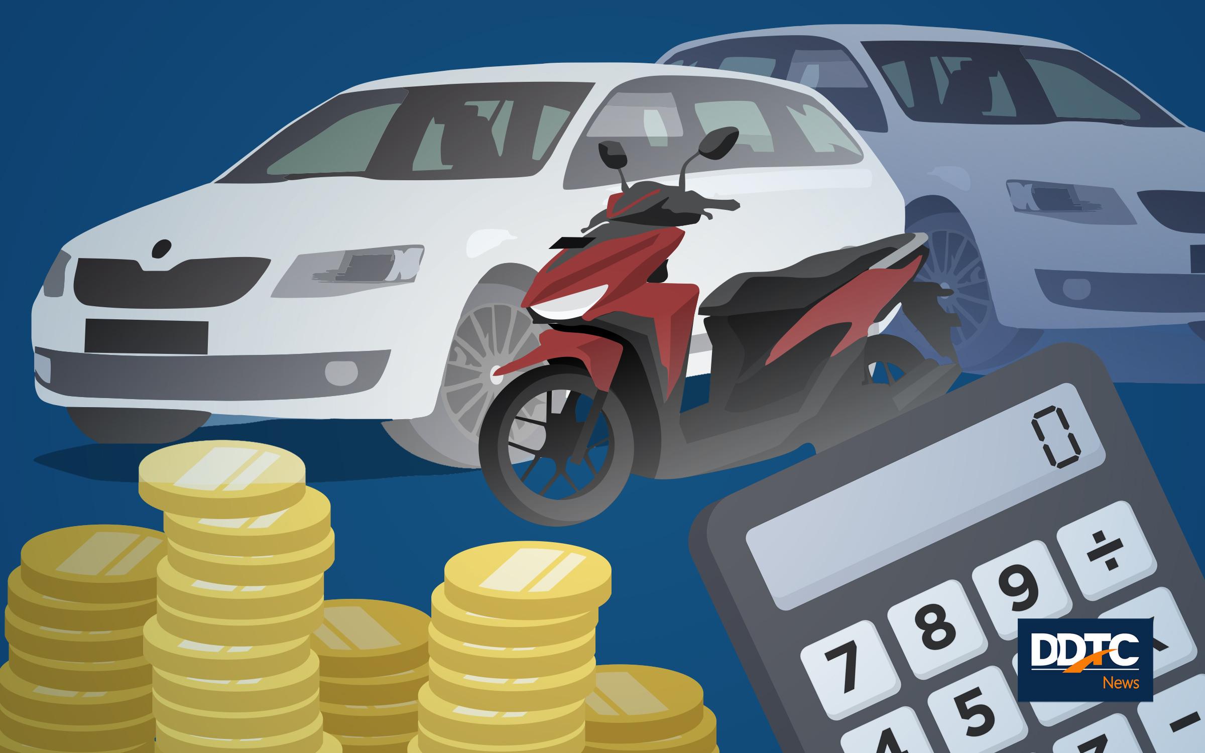 Pajak Kendaraan Diusulkan Dapat Dibayar untuk Beberapa Tahun Sekaligus