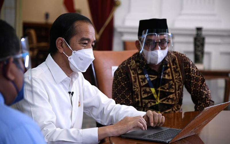 Presiden Jokowi Sudah Lapor SPT Tahunan, Anda Sudah?