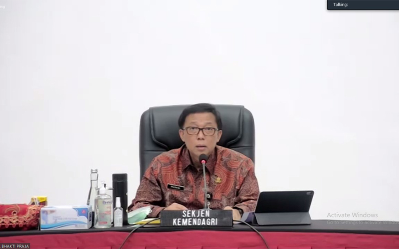 PP 6/2021 Terbit, Kemendagri Harap Perizinan di Daerah Makin Mudah
