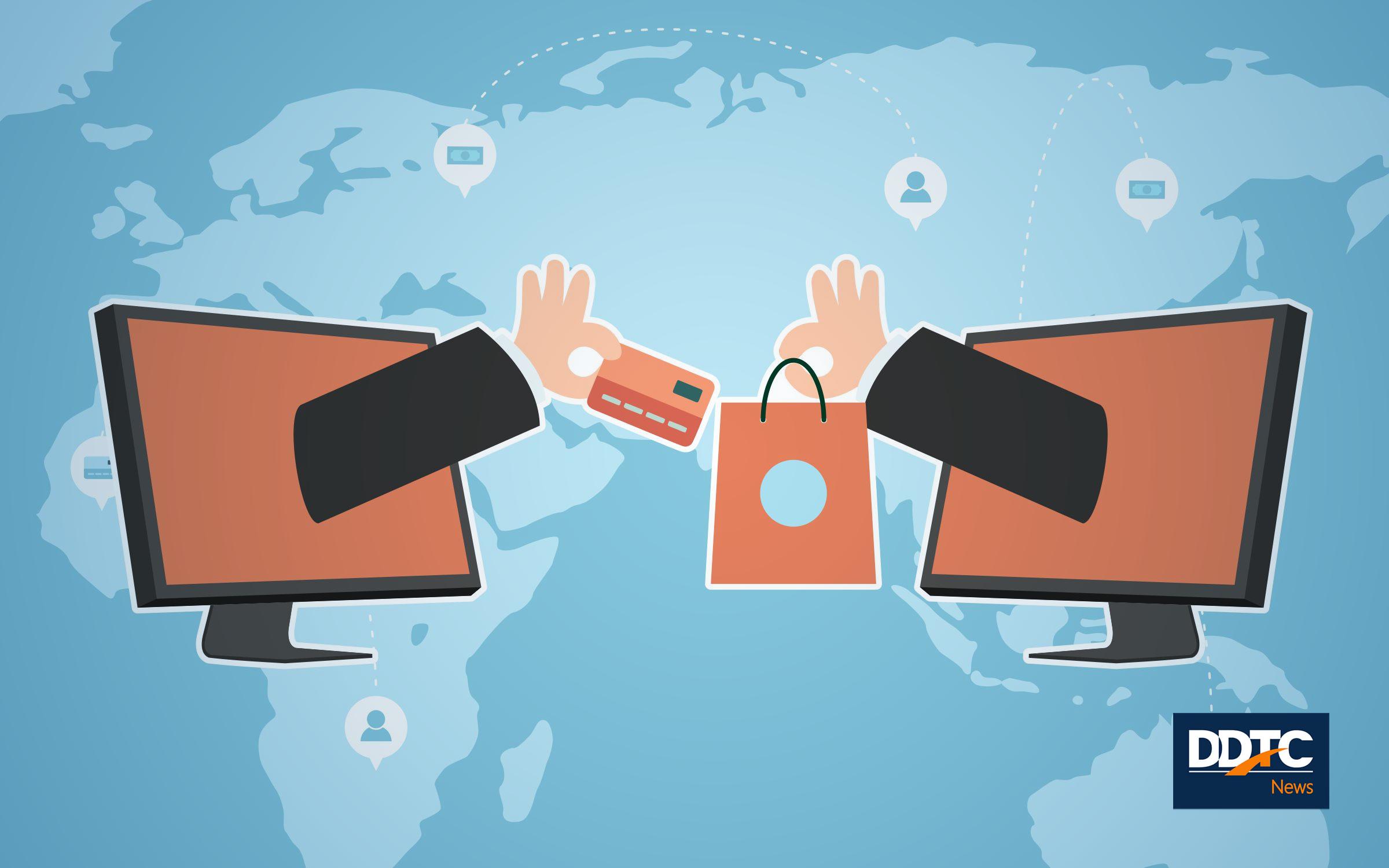 E-Commerce Asing yang Memiliki Cabang Domestik Bebas Pajak Digital