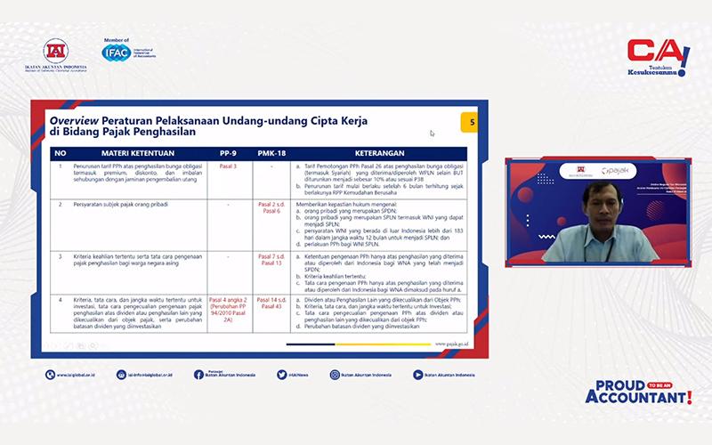 Lagi Digodok, PP Penyesuaian Tarif PPh Bunga Obligasi WP Dalam Negeri