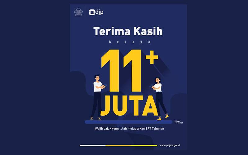 Deadline Sudah Lewat, DJP: Wajib Pajak OP Masih Bisa Lapor SPT Tahunan