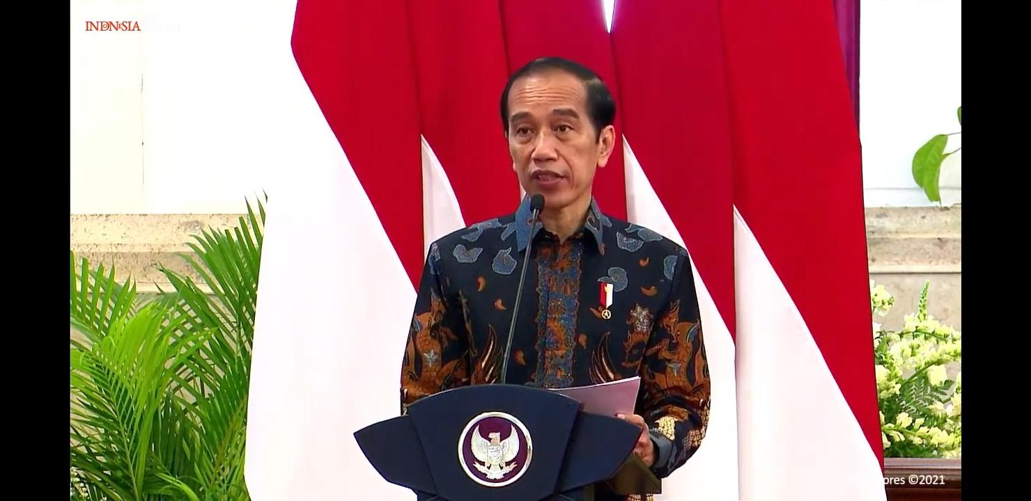 Jokowi: Insentif PPnBM DTP Bikin Produsen Mobil Kewalahan