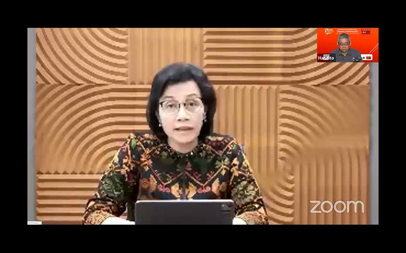 Sri Mulyani Ungkap Daftar Instrumen Perpajakan buat Genjot Ekspor UMKM