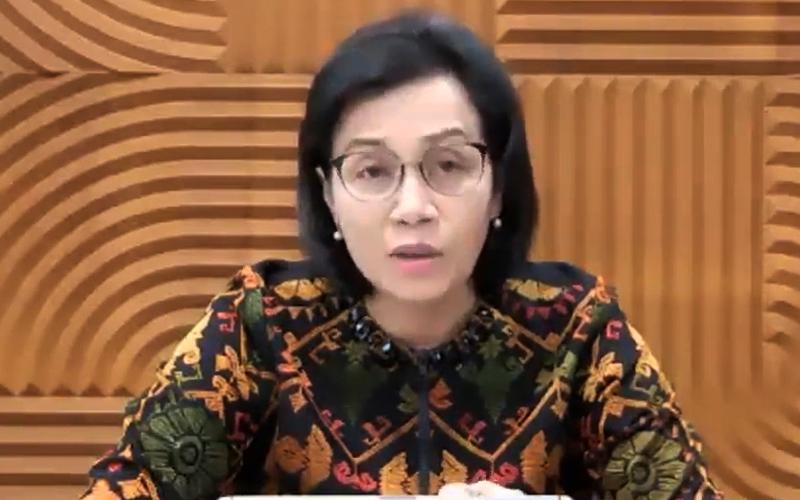 Sri Mulyani Ungkap 4 Isu Gender dalam Sistem Pajak di Indonesia
