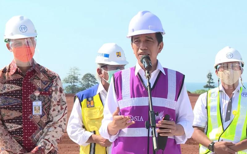 Soal Investasi yang Bakal Ditampung di KIT Batang, Ini Kata Jokowi