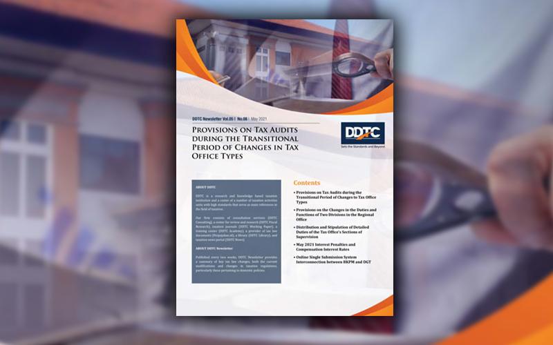 Aturan Pemeriksaan Pajak Transisi Jenis KPP Berubah, Download di Sini