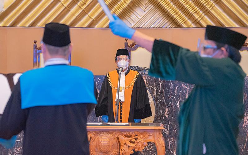 MA Lantik Ketua Pengadilan Pajak Periode 2021-2026