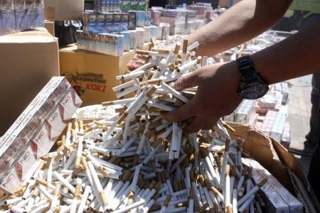 Tekan Peredaran Rokok Ilegal, Begini Strategi DJBC