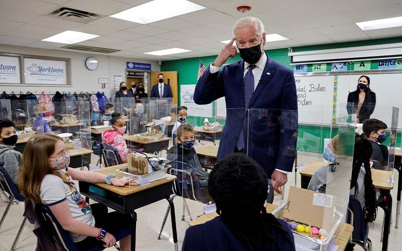 Lapor SPT Tahunan, Ini Besaran Pajak yang Dibayar Joe Biden