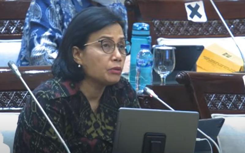 Skema PPh OP, Sri Mulyani Sebut Rencana Penambahan Tarif 35%