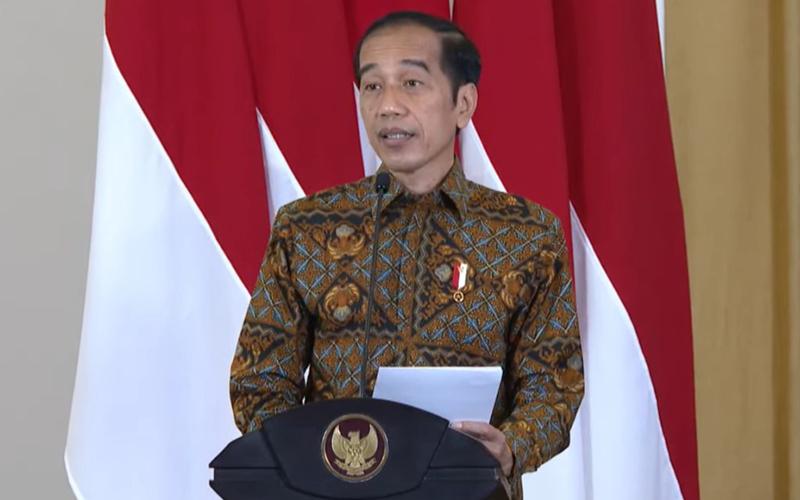 Realisasi Belanja Lambat, Jokowi Minta BPKP dan APIP Ikut Cari Solusi