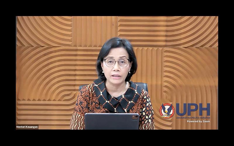 Gali Potensi Pajak, Sri Mulyani: DJP Olah Ratusan Jenis Data