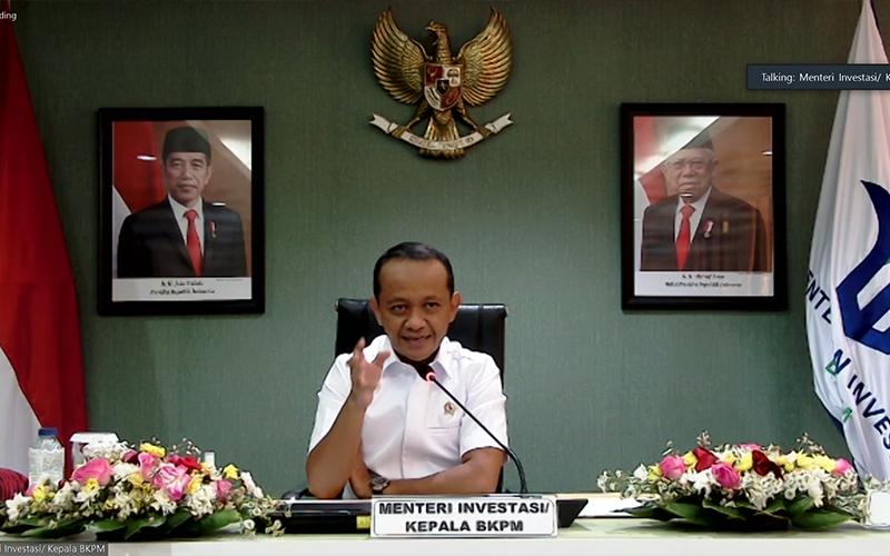 Perluas Basis Pajak, Bahlil: Kementerian Investasi Siap Bantu DJP