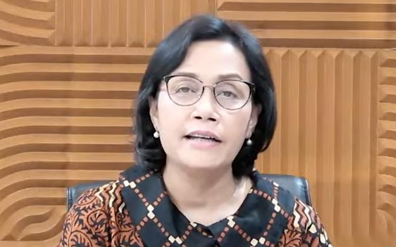 Sri Mulyani Sebut Perpres Integrasi Data Keuangan Sedang Disusun