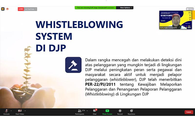 Pencegahan Fraud dalam Perpajakan, DJP Punya Sistem Deteksi Dini