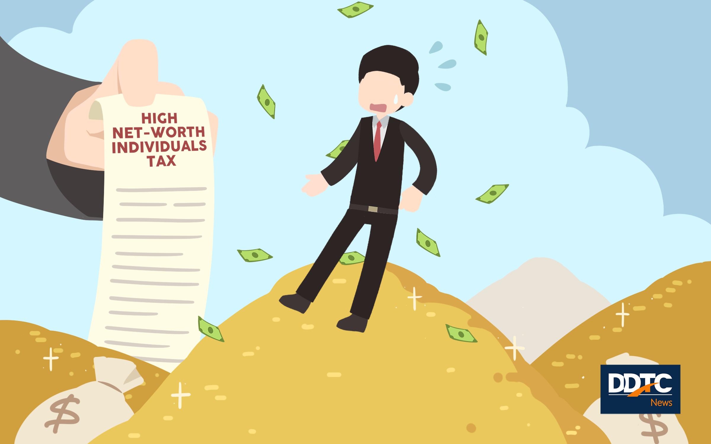 Sederet Negara yang Implementasikan Pajak atas Kekayaan