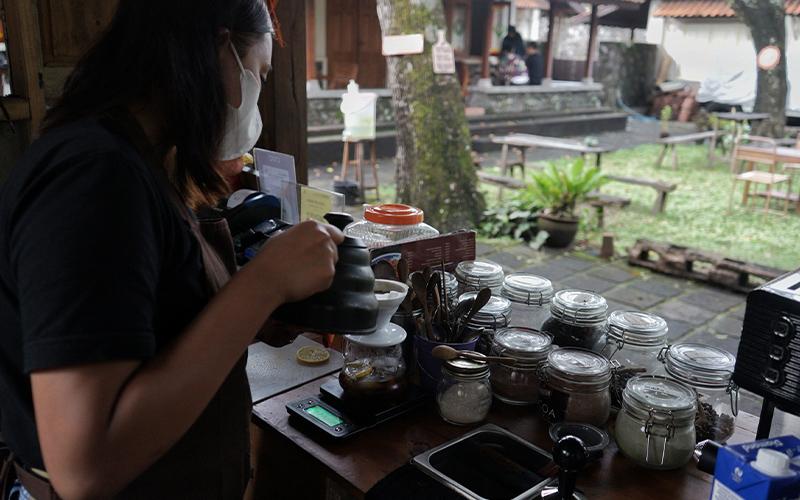 Pemda Klaim Layanan Online Bikin Setoran Pajak Restoran Optimal