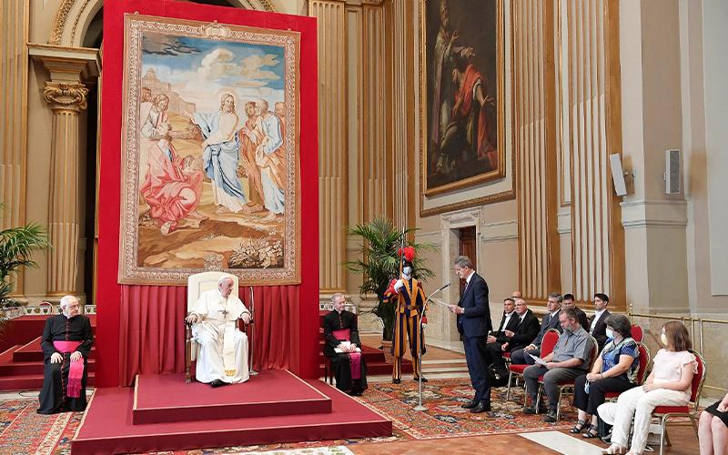 Setoran Pajak Properti Vatikan Tembus Rp120 Miliar Tahun Lalu