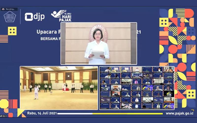 Sri Mulyani Ingatkan Lagi Soal Kolaborasi DJP dengan DJBC dan DJA
