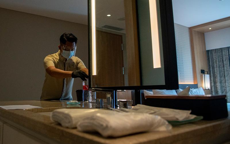 Kibarkan Bendera Putih, Pelaku Hotel & Restoran Minta Relaksasi Pajak