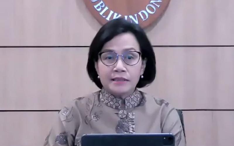 Sri Mulyani Bakal Lapor Perkembangan Pajak Ekonomi Digital kepada DPR