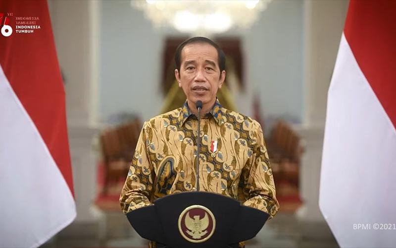 Ini Penjelasan Jokowi Perpanjang PPKM Level 4 Hingga 2 Agustus 2021
