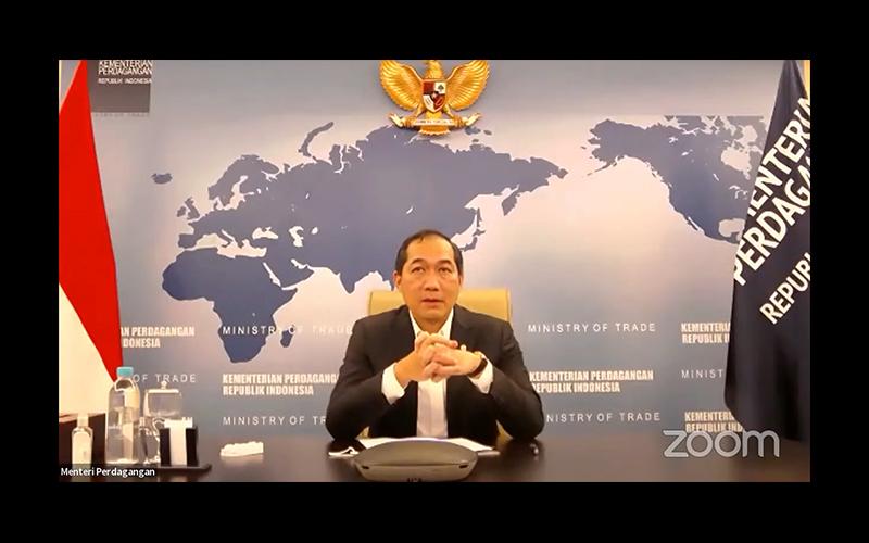 Mendag Lutfi Sebut Carbon Border Tax Bakal Ganggu Perdagangan Dunia