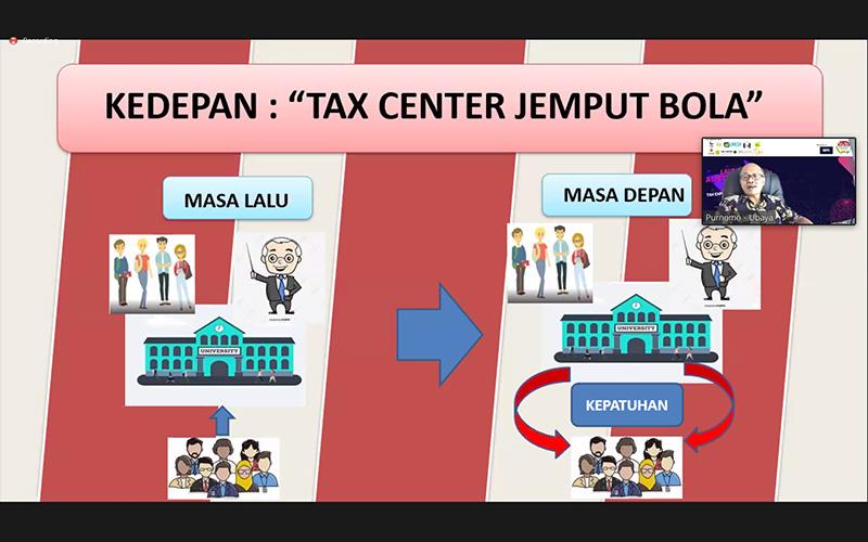 Tax Center Perlu Aktif Beri Pendampingan Wajib Pajak