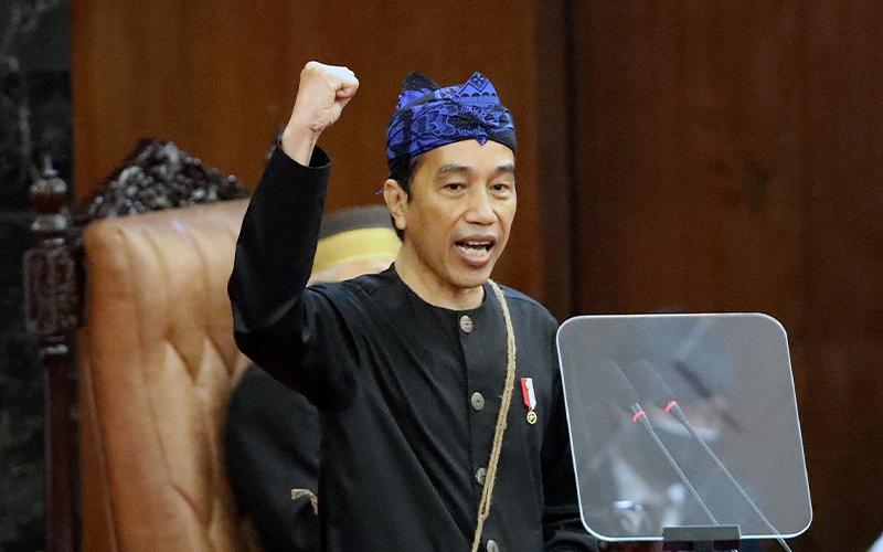 Jokowi Alokasikan Rp255 Triliun untuk Belanja Kesehatan 2022
