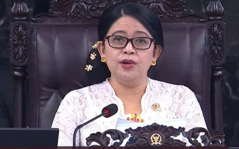Singgung RUU KUP dan Penerimaan Pajak, Ini Pidato Lengkap Ketua DPR