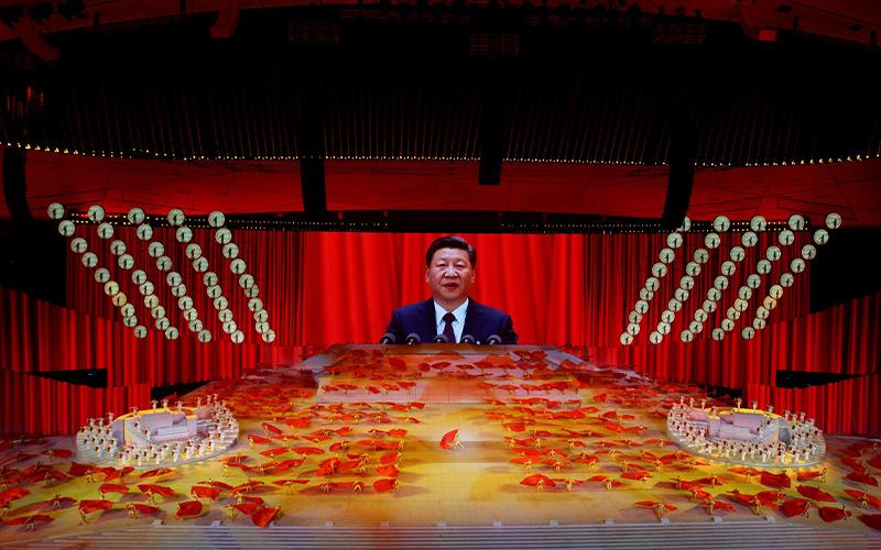 Xi Jinping Bakal Naikkan Tarif Pajak Orang Kaya dan Korporasi