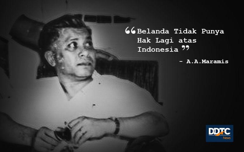 'Belanda Tidak Punya Hak Lagi atas Indonesia'