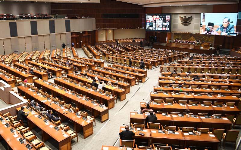 DPR Jadwalkan Konsinyasi Soal RUU KUP dengan Pemerintah Pekan Depan