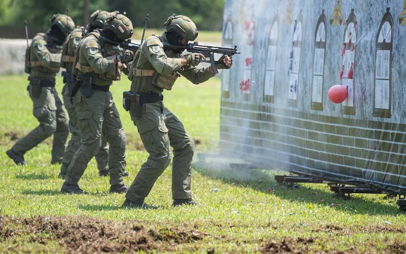 Eropa Rancang Pembebasan PPN Atas Senjata dan Perlengkapan Militer