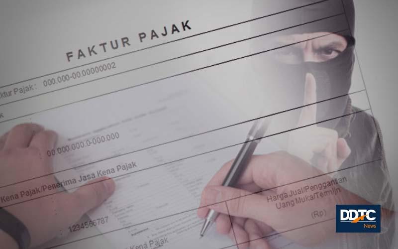 Faktur Pajak Fiktif Rugikan Negara Rp29 M, Bos Perusahaan Ditangkap