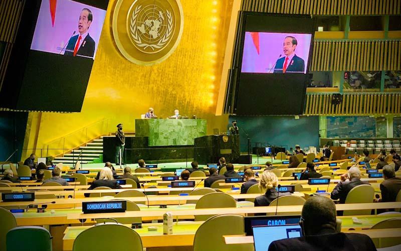 Jokowi: Inklusivitas Jadi Prioritas Presidensi G20 Indonesia