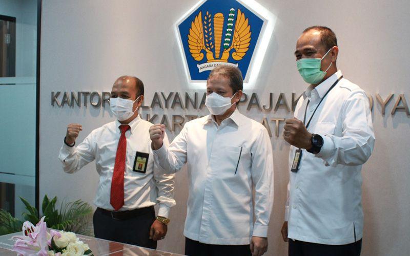 Kantor Baru KPP Madya Dua Jakarta Selatan II Diresmikan