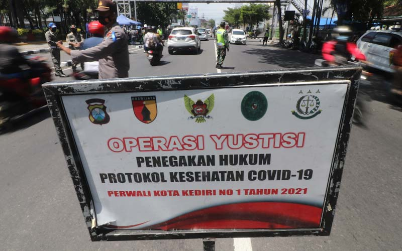 Level PPKM di Jawa-Bali Kini Berlaku 2 Minggu
