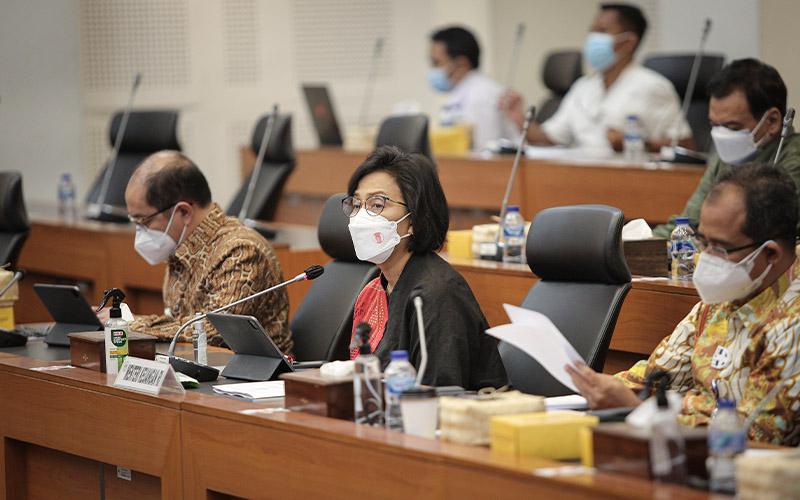 Mulai untuk Vaksinasi Hingga UMKM, Sri Mulyani Jelaskan Manfaat SiLPA