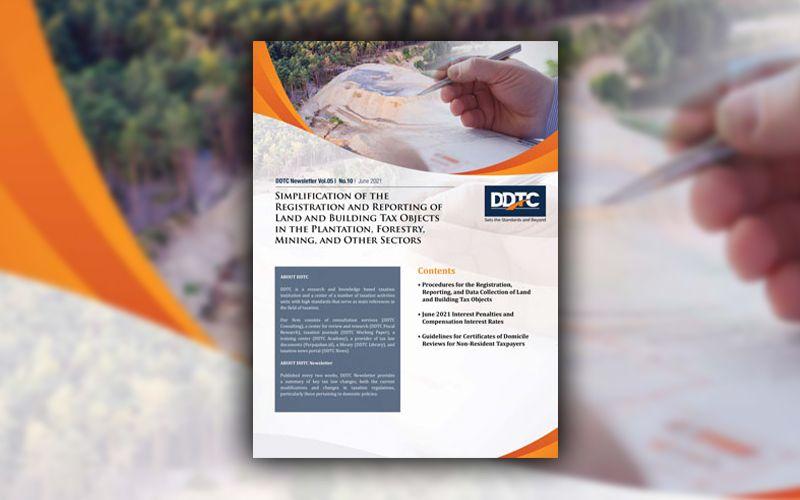 Pendaftaran dan Pelaporan Objek PBB, Download Aturannya di Sini