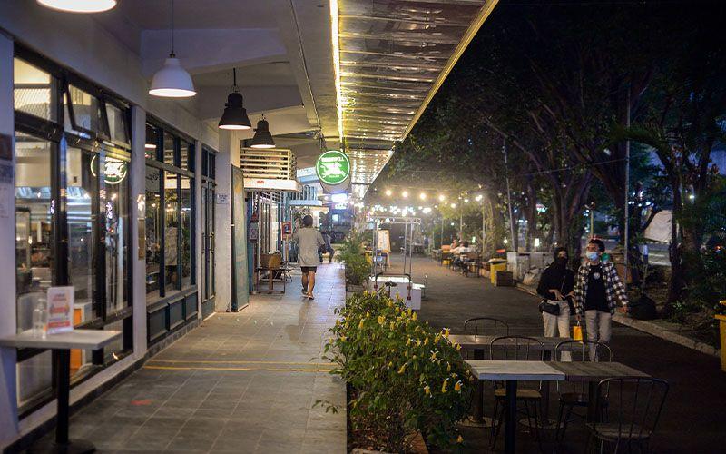 PPKM Diperpanjang 2 Pekan, Insentif Pajak Hotel dan Restoran Disiapkan