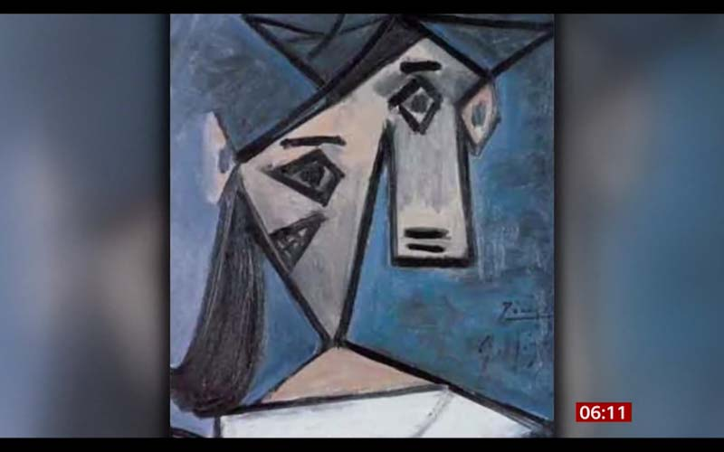 Putri Picasso Rela Serahkan Karya Sang Ayah Demi Bayar Pajak Warisan