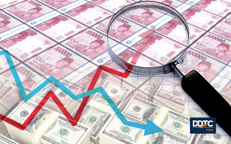 Rupiah Berbalik Menguat Terhadap Dolar AS